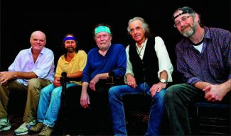 Dance concert Friday with David Nelson Band