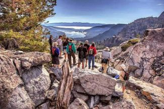 Wilderness event June 11-12 at Clair Tappaan Lodge