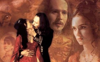 Bram Stocker's Dracula (1992), Rated R, running time 128 minutes.
