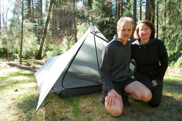 Submitted by Laura Petersen |. Founding owners of Tarptent ...  sc 1 st  TheUnion.com & Founders of Tarptent found a world niche with ultra-light ...