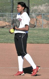 Bear River's Nerissa Long started the prep softball season much like she finished last season, by fanning the opposing batters. Long led the Lady Bruins past Nevada Union Wednesday, pitching a shutout, allowing just one hit and striking out 11. Long then pitched a no-hitter with 11 strikeouts in a 3-0 win over Rio Americano Friday.