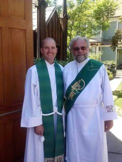 The Venerable Gary N. Brown returns to Emmanuel Episcopal Church in Grass Valley