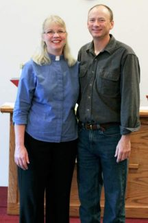 Lynne and Eric Ogren, who grew up in Nevada City, now live in Wrangell, Alaska. Lynne Ogren will preach at 10 a.m. Thanksgiving Day at Peace Lutheran Church in Grass Valley, where the two were long-time members.