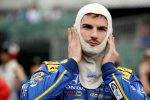 Nevada City native Alexander Rossi prepares to qualify on the opening day of qualifications for the Indianapolis 500 auto race at Indianapolis Motor Speedway in Indianapolis May 21, 2016