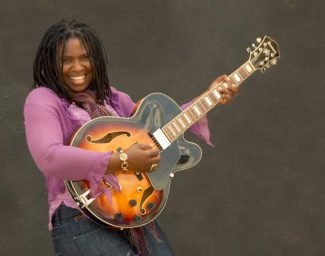Ruthie Foster is set to take the stage Saturday at the Center for the Arts in Grass Valley.