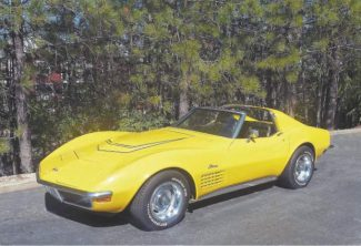 Ron Cherry: Corvette LT-1 offers a lot of muscle in a small body