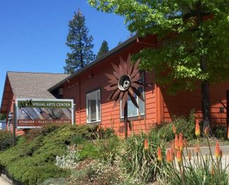 Spring open house today at ASiF Studio in Grass Valley