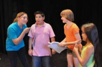 The Center for the Arts offers extensive summer camp opportunities in Grass Valley