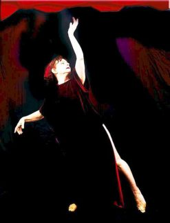 Isadora Duncan dance performance May 21 at St. Joseph's Cultural Center in Grass Valley