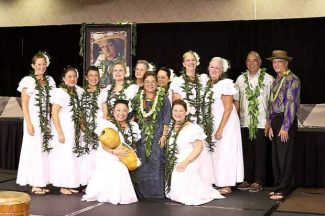 Local hula group performs today at Nevada County Fair