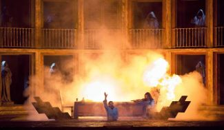Mozart's Don Giovanni takes stage at The Met Opera Live