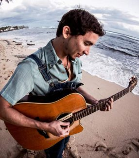Slack-key guitarist Makana to play in Grass Valley April 9