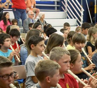 Helping kids learn, compose, perform in Nevada County