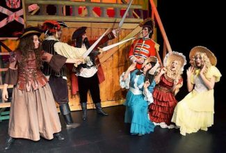 'Pirates of Penzance' continues at The Center for The Arts