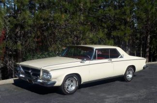 Ron Cherry: Muscle in the family with a '63 Chrysler 300