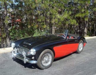 Ron Cherry: The Austin Healey 3000 Roadster best of the big Healeys