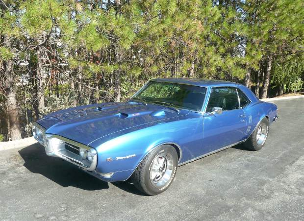 Ron Cherry: A beast of a '68 Pontiac Firebird 400 | TheUnion com