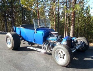 Ron Cherry: Coolest Cruiser, the T-bucket roadster