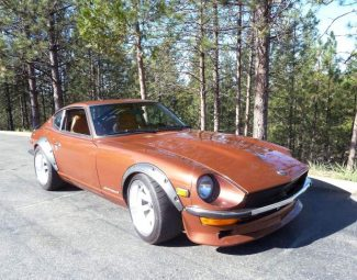 Ron Cherry: Turning a Datsun 240Z into Super Z
