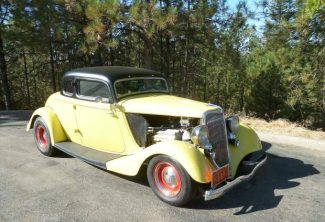 Ron Cherry: A love of a '34 Ford born from racing