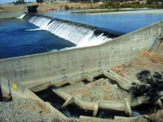 In 2006, SYRCL biologists voiced concern over the Daguerre Point Dam on the Lower Yuba River, saying outdated fish ladders make salmon passage difficult.