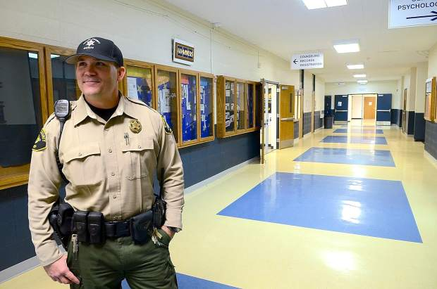 Five Concerns About Armed Guards in Schools
