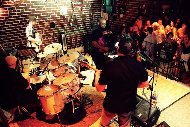 151 Union Square celebrates their two year anniversary with live music from Nevada County's newest and funkiest band,