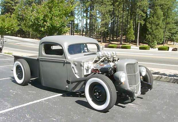 Ron cherry old school hot rod by a young gun theunion submitted publicscrutiny Image collections