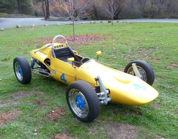 Cherry Formula Vee Affordable Racing