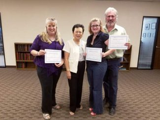 Local Nevada County entrepreneurs complete special trainings