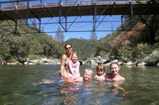 Five Yuba River swimming holes to beat the summer heat in western Nevada County