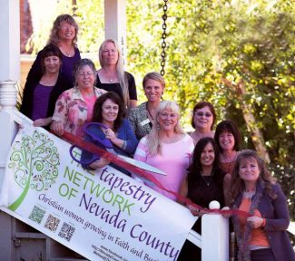 The purpose of Tapestry Network of Nevada County is to raise money for area nonprofits.