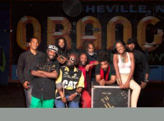 Reggae band The Wailers play Sunday at Miners Foundry