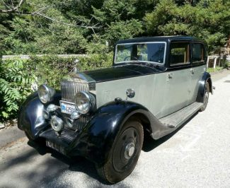 """The Rolls 20/25 was made from 1929 until 1936 and was their """"smaller""""model  The """"25"""" referred to the 25 HP it was supposed to have.  Since the British government taxed according to horsepower, automakers were conservative in their ratings."""