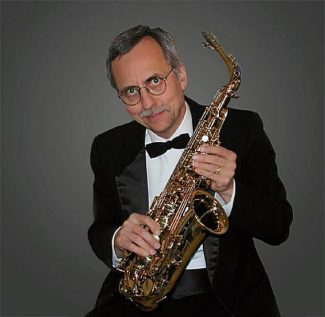 Nevada City musician Paul Trethewey will serve as a guest conductor at Saturday's Sierra Winds concert in Yuba City.