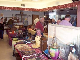 Western antiques for show, sale this weekend