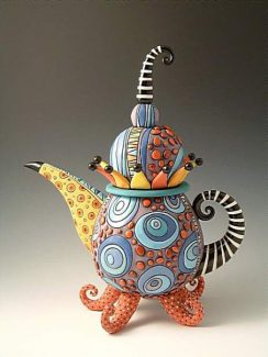 New ceramic museum, solo shows open Friday at ASiF