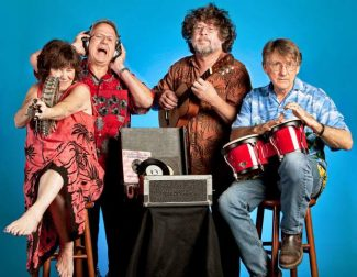 Austin Lounge Lizards play Saturday in Grass Valley