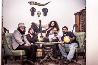 Dusty Green Bones Band at Crazy Horse Friday