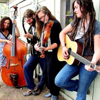 The Sweet Lillies at Crazy Horse Friday