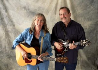 Barwick & Siegfried play at CD release party Friday