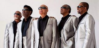 Gospel band Blind Boys of Alabama play Friday in Grasss Valley