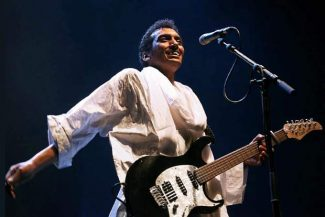 Guitarist Bombino plays Grass Valley April 27