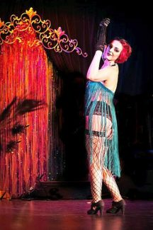 'Burlesque Uncensored' at Miners Foundry Saturday