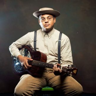 Solo show tonight from Carolina Chocolate Drops co-founder Dom Flemons