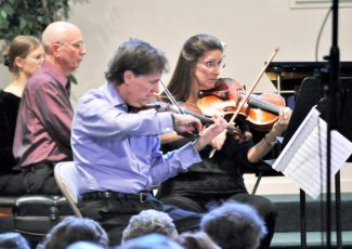 Ken Hardin, friends take stage with 'Chamber Favorites'