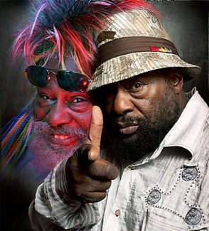Funk, soul legend George Clinton gives dance concert Friday at Veterans Memorial Auditorium in Grass Valley