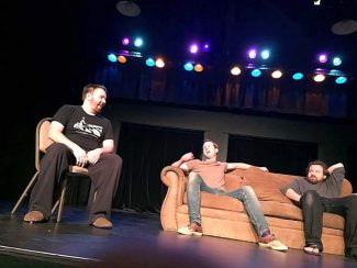'America: A Comedy' plays Friday in Grass Valley