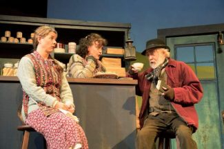 Hindi Greenberg: Biting humor, excellently performed in 'The Cripple of Inishmaan'