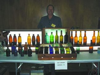 Downieville Antique Bottles & Collectibles Show and Sale is Saturday